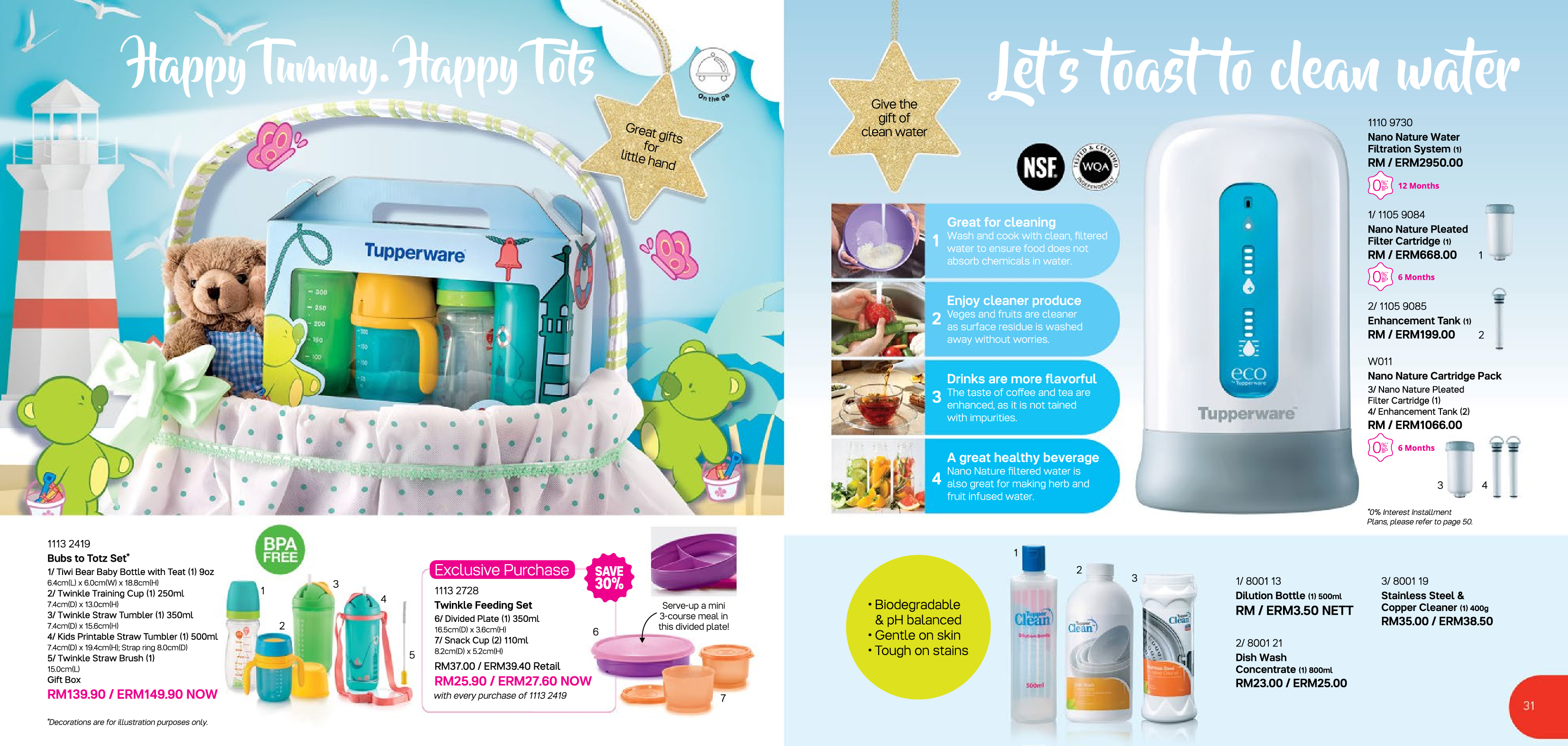 Tupperware Brands Simpang Ampat Campaign 8 Gelas Plastik Tutup Tumbler Colorfull Give The Best Gift Of All