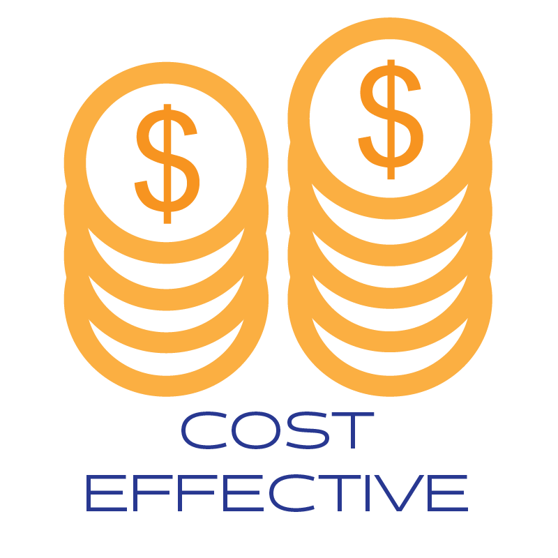cost effective 'this is a cost benefit that also allows us to really launch new products in a very cost-effective way' 'in many cases, it is more cost-effective to invest your money in a bigger and better-equipped house'.